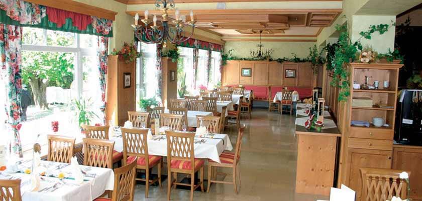 Landhotel Schützenhof, Fuschl, Salzkammergut, Austria - Restaurant interior.jpg